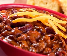 beef chili recipoe