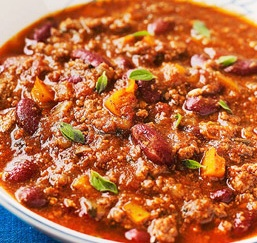 beef crock chili recipe